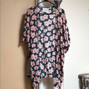 acacia swimwear Dresses - Acacia Swimwear Mahalo Kaupo Kimono dress sz P